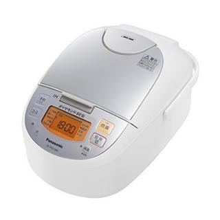 パナソニック(Panasonic)の箱破損有り 送料無料 Panasonic パナソニック 5.5合炊きIH炊飯器(炊飯器)