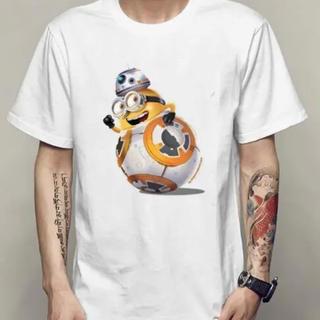 Tシャツ ディズニー ミニオンズ スターウォーズ トップス 新品 即購入可