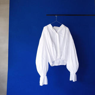 エンフォルド(ENFOLD)の新品  19SS ENFOLD  シャツジャケット(シャツ/ブラウス(長袖/七分))