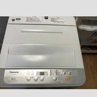 パナソニック(Panasonic)のPanasonic 5キロ 洗濯機    💍2017年製💍(洗濯機)