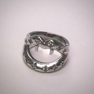 mouchu 唇モチーフ 指輪 9号(リング(指輪))