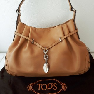 TOD'S - TOD'S トッズ ショルダーバッグ