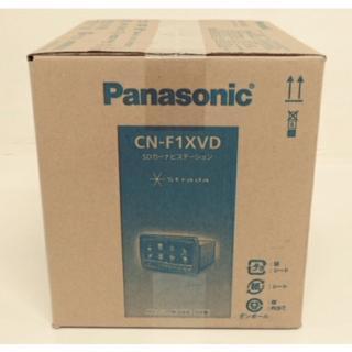 パナソニック(Panasonic)の新品 パナソニック CN-F1XVD 2台(カーオーディオ)