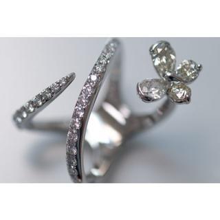 専用 Kodera 小寺智子 ダイヤモンド 1.22ct リング(リング(指輪))
