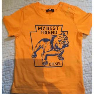 ディーゼル(DIESEL)のDIESEL Tシャツ 90cm(Tシャツ/カットソー)