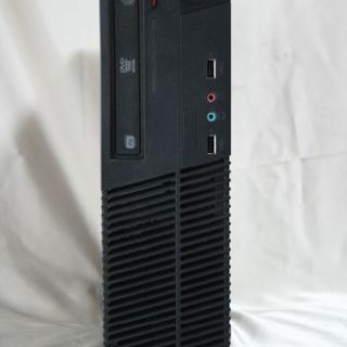 Lenovo - ThinkCentre M700 Tiny(W10P/i5/SSD256GB)の通販|ラクマ