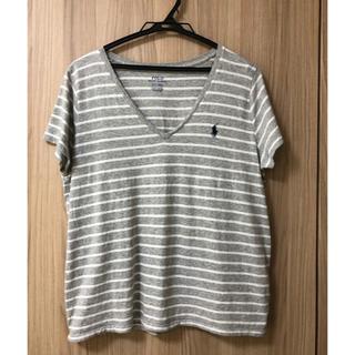 ラルフローレン(Ralph Lauren)のラルフローレンVネック(Tシャツ(半袖/袖なし))
