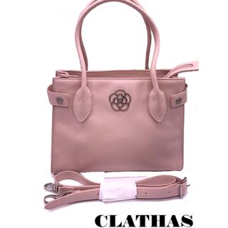 クレイサス(CLATHAS)の美品CLATHAS2ウェイ トートバック(トートバッグ)