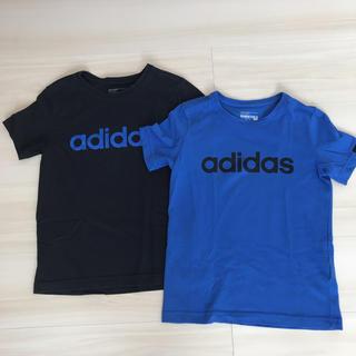 adidas - 130cm アディダス 半袖Tシャツ