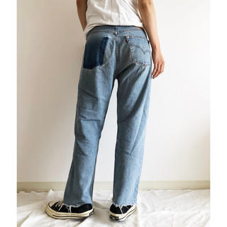 TODAYFUL - Levis501xx / made in USA リメイクデニム