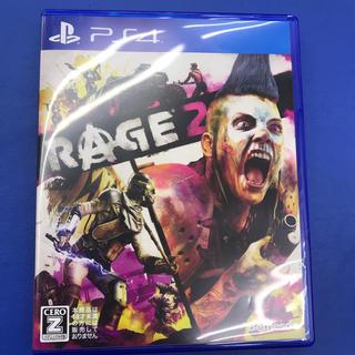 PlayStation4 - Rage2 中古 美品 レイジ2 翌日ご発送
