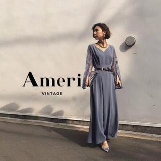 アメリヴィンテージ(Ameri VINTAGE)のAMERI ドレス(ロングワンピース/マキシワンピース)
