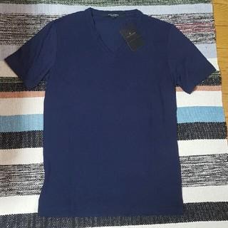 ナノユニバース(nano・universe)の【新品未使用】シャツ(Tシャツ/カットソー(半袖/袖なし))