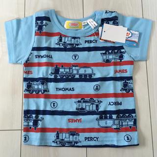 しまむら - 《未使用・タグ付き》トーマスのTシャツ 80cm