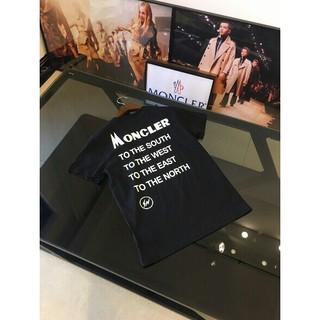 モンクレール(MONCLER)のMONCLER 高品質 メンズTシャツ 半袖 カジュアル(Tシャツ/カットソー(半袖/袖なし))