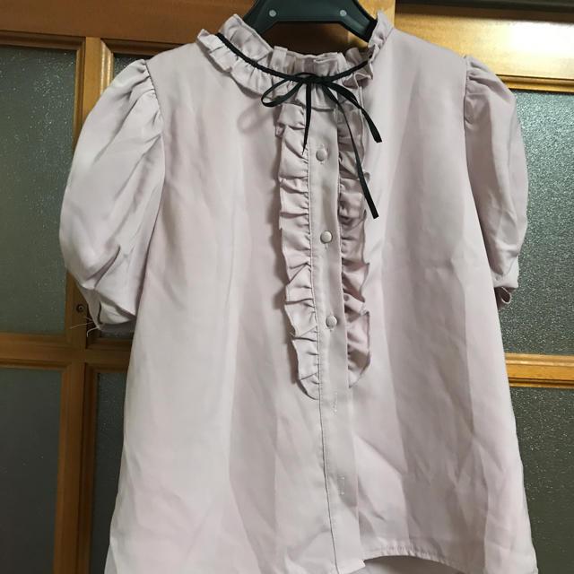 evelyn(エブリン)のエブリン ブラウス レディースのトップス(シャツ/ブラウス(半袖/袖なし))の商品写真
