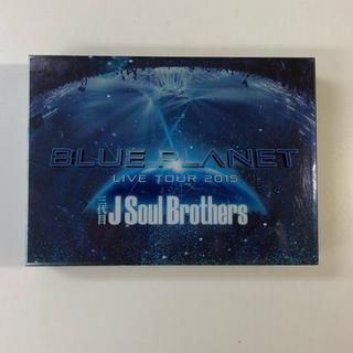 サンダイメジェイソウルブラザーズ(三代目 J Soul Brothers)の三代目J SOUL BROTHERS DVD ブループラネット(ミュージック)