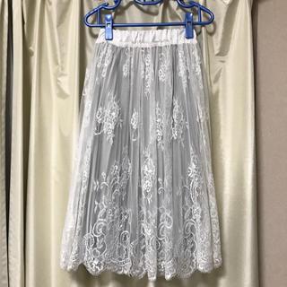 heather - ヘザー 3wayスカート