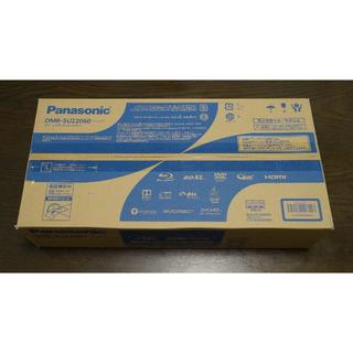 Panasonic - ★4Kチューナ内蔵ブルーレイレコーダー★DMR-SUZ2060★新品未開封 ★