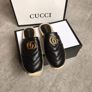 グッチ(Gucci)のGucci ミュール サイズ 24cm(ミュール)