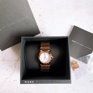 MARC BY MARC JACOBS - MARC BY MARCJACOBS 時計