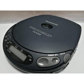 パナソニック(Panasonic)のパナソニック ポータブルCDプレーヤー SL-S170(ポータブルプレーヤー)