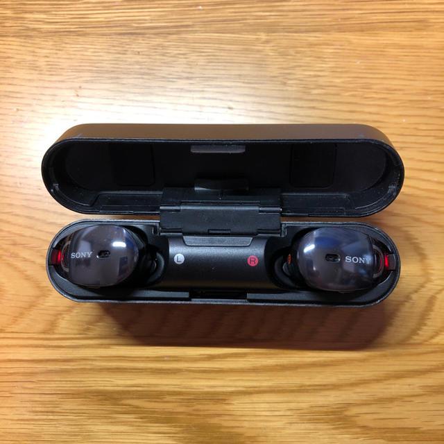 SONY(ソニー)のWF-1000X SONY スマホ/家電/カメラのオーディオ機器(ヘッドフォン/イヤフォン)の商品写真