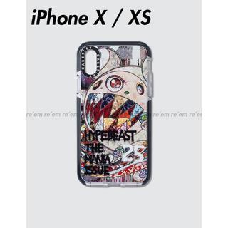 シュプリーム(Supreme)のTAKASHI MURAKAMI iPhone Case A XS Black (iPhoneケース)