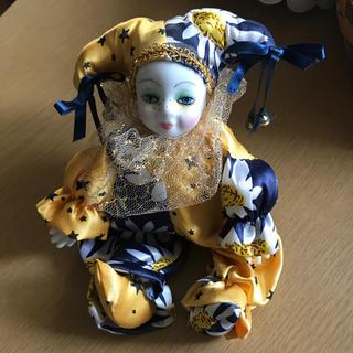 ピエロの人形(人形)