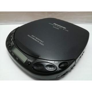 パナソニック(Panasonic)のパナソニック ポータブルCDプレーヤー SL-S140(ポータブルプレーヤー)