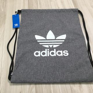 adidas - 送料込 タグ付き adidas アディダス ナップサック リュック