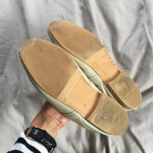 Plage(プラージュ)のポルセリ バレエシューズ   レディースの靴/シューズ(バレエシューズ)の商品写真