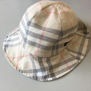 バーバリー(BURBERRY)のバーバリー キッズ ハット(帽子)