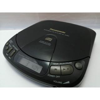 パナソニック(Panasonic)のパナソニック ポータブルCDプレーヤー SL-S150(ポータブルプレーヤー)