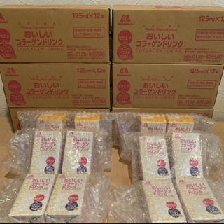 モリナガセイカ(森永製菓)の森永 おいしいコラーゲンドリンク125ml×12本が4 24本が2(コラーゲン)