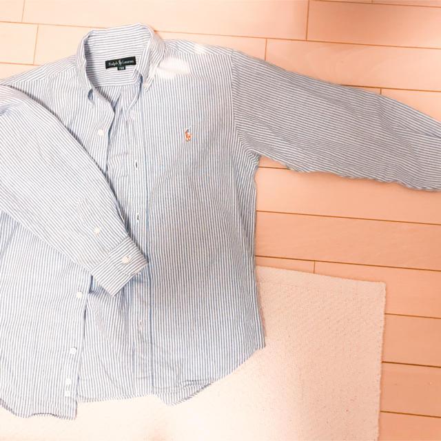 POLO RALPH LAUREN(ポロラルフローレン)のポロラルフローレン レディースのトップス(シャツ/ブラウス(長袖/七分))の商品写真