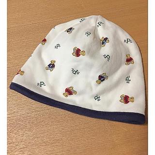 ラルフローレン(Ralph Lauren)のラルフローレンベビー 帽子(帽子)