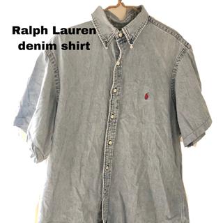 ラルフローレン(Ralph Lauren)の【ラルフローレン】デニムシャツ☆レア(シャツ)