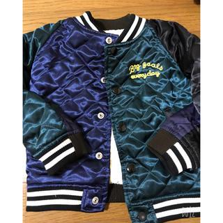 エフオーキッズ(F.O.KIDS)のジャケット(ライダースジャケット)