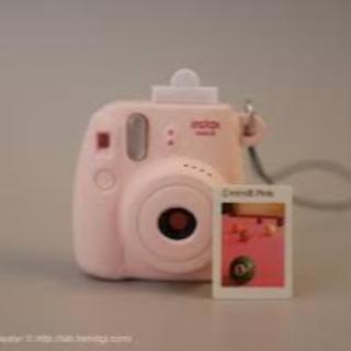 FUJIFILM 富士フイルム ミニチェキコinstax mini 8 ピンク