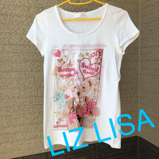 LIZ LISA - LIZ LISA Tシャツ