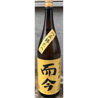 而今(じこん) 八反錦無濾過生 1.8L(日本酒)