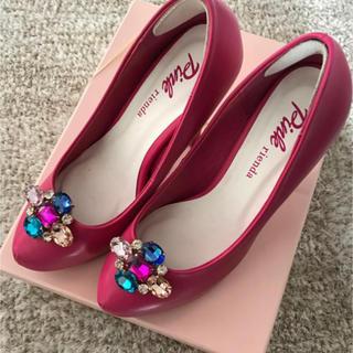 rienda - rienda  Barbieコラボ パンプス S