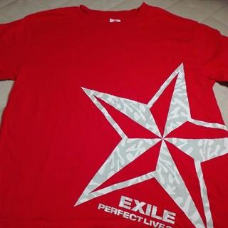 EXILE ライブTシャツ 08モデル