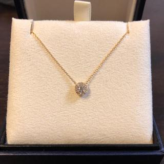 Vendome Aoyama - K18ダイヤモンドネックレス
