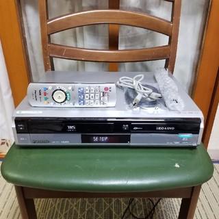パナソニック(Panasonic)の10年完動美品!パナソニックVHS/HDD/DVDレコーダDMR-XP20V(DVDレコーダー)