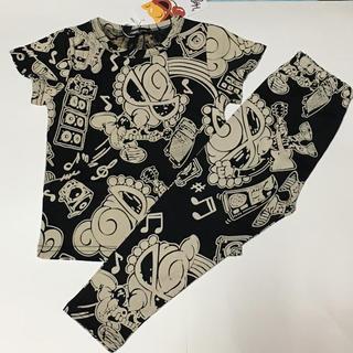 ヒステリックミニ(HYSTERIC MINI)の90セットアップ(Tシャツ/カットソー)