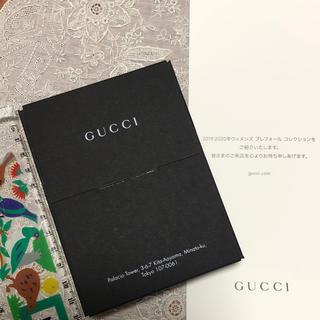 グッチ(Gucci)のGUCCI最新カタログ 2019-2020ウィメンズプレフォールコレクション(ファッション)