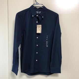 ムジルシリョウヒン(MUJI (無印良品))の新品タグ付  無印良品  オックスボタンダウンシャツ (シャツ)
