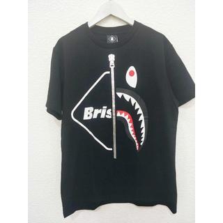 アベイシングエイプ(A BATHING APE)のNIKE BAPE FCRB Tシャツ S(Tシャツ/カットソー(半袖/袖なし))